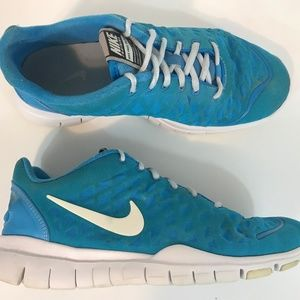 Nike Free TR Fit  Womens Running Shoes Size 8